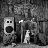 Artist: Roger Ballen